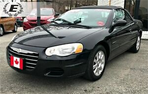 2004 CHRYSLER SEBRING GTC| GREAT CONDITION NO RUST CLEAN VEHICLE