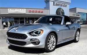 ** BRAND NEW 2018 FIAT SPIDER LUSSO ** EXCLUSIVE FLEET PRICING!!