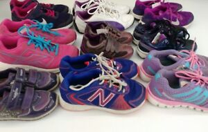 (181) Running shoes for girls