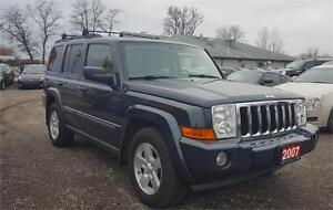 2007 Jeep Commander Sport London Ontario image 2