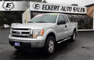 2013 Ford F-150 XLT 4X4 EXTENDED CAB 5.0L