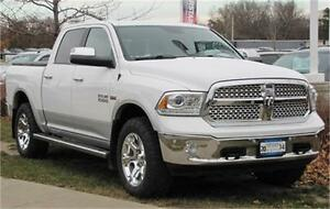 2014 Ram 1500 Laramie Crew 4x4 Sunroof|Leather|Navi