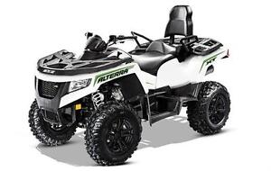 2017 ARCTIC CAT TRV 550 XT ON SALE NOW FOR $8,499.00 only White