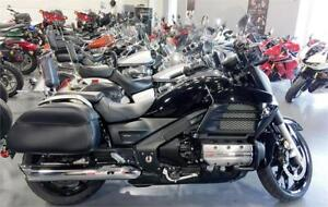 2015 Honda Valkyrie - low kms and lots of accessories!
