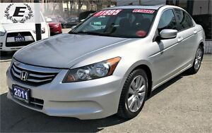 2011 HONDA ACCORD EX | WITH SUNROOF