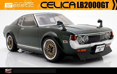 1/12 RC Car Body Shell ABC HOBBY TOYOTA  CELICA 2000 LB LiftBack   BODY SHELL for sale  Scottsdale