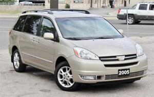 2005 Toyota Sienna XLE Limited AWD - Accident Free - Certified!