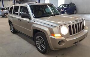 2009 JEEP PATRIOT SPORT AWD 4Cyl TOIT OUVRANT A/C GROUPE ELECTRI