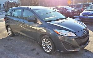 2012 Mazda Mazda5 GS | Easy Car Loan Available For Any Credit!