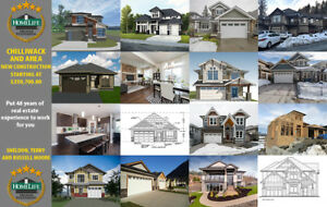 New Construction Homes in Chilliwack, Hope & Harrison