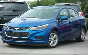2017 Chevrolet Cruze LT Sunroof|BOSE|Remote Start|Heated Seats