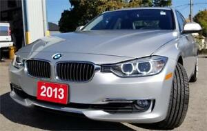 2013 BMW 3 Series 328i xDrive AWD NAV 2 YRS WAR ACCIDENT FREE