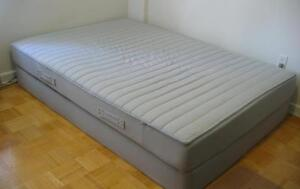 Sultan queen size mattress buy or sell beds mattresses in ontario kijiji classifieds - Ikea queen size box spring ...