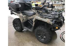 2014 Can Am Camo....BAD CREDIT FINANCING AVAILABLE!!