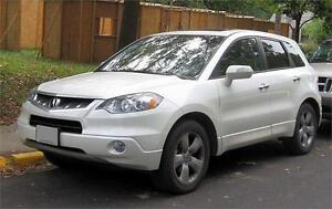2007 Acura RDX TECH PKG-NAVIGATION-REAR CAM