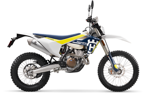 2017 Husqvarna FE 250 Off Road Premium Motorcycle