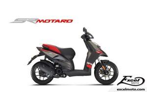 2018 APRILIA SR MOTOR 50 NOIR