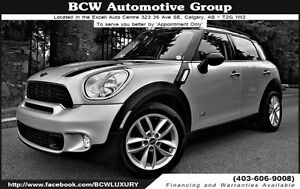 2013 MINI Cooper Countryman S ALL4 Low Km Certified $21,995.00