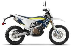 2017 Husqvarna 701 Enduro Dual Purpose