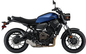 2019 Yamaha XSR700 - FO-XSR700KBNP - Free Delivery in GTA**