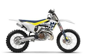 2017 Husqvarna  TC 250 Off Road Motorcycle