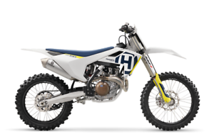 2018 HUSQVARNA FC 450 !! LAST ONE AVAILABLE !!
