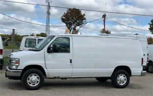 2009 Ford E-350 Cargo Van Commercial