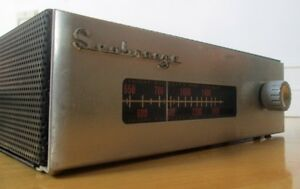 Vintage Tube AM Tuner ~ Seabreeze