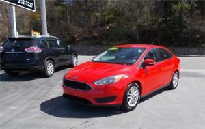2015 FORD FOCUS SE SEDAN...LOADED! BACKUP CAMERA & BLUETOOTH!