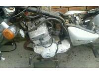Wanted hyosung 250cc anything