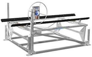 Hewitt 1200 lb Cantilever Boat Lift CLEARANCE ONLY 1 LEFT!!