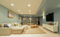 Basement Renovation and Remodeling! FREE QUOTE!