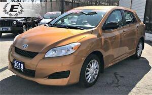 2010 Toyota Matrix HATCHBACK GAS MISER