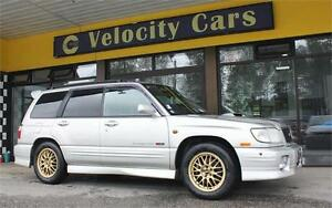 2000 Subaru Forester STi Turbo AWD 85K