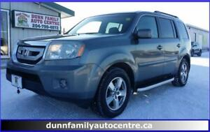 2009 Honda Pilot EX-L with 3rd row!