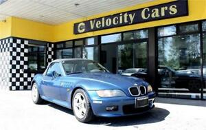 2000 BMW Z3 2.2L M-package Convertible 86K's Leather Manual