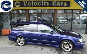 1999 Subaru Legacy Wagon GT 4WD  97K's MANUAL Twin-Turbo 276hp