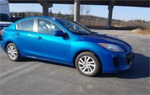 BIG REDUCTION! MUST GO! 2012 Mazda Mazda3 GX **mint condition**