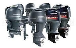OUTRAGEOUS OUTBOARD SALE! 2.5-40HP YAMAHA MOTORS!
