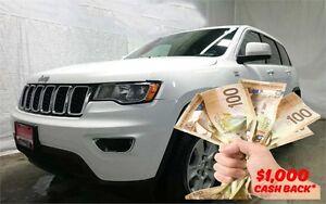 2017 Jeep Grand Cherokee Laredo   $148 Week