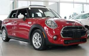 2016 MINI Cooper 5 Door S Sunroof|Heated Front Seats|Navigation