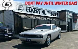 2012 Dodge Challenger SXT WITH LEATHER / SUNROOF