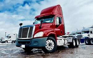 2011 FREIGHTLINER CASCADIA DAY CAB HEAVY SPEC