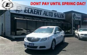 2016 BUICK VERANO WITH LEATHER