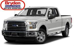 2017 Ford F-150 XLT / 3.5L V6 Eco / Auto / 4x4