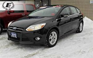 2012 Ford Focus SEL | WITH BLUETOOTH