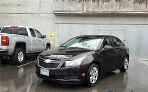 2013 Chevrolet Cruze LT Turbo rear camera touch screen