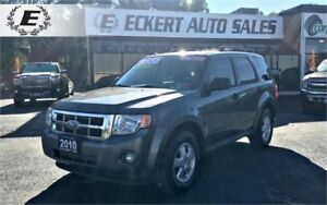2010 Ford Escape XLT AWD | SET OF WINTER TIRES
