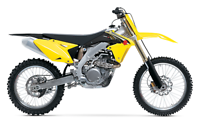 2016 SUZUKI RM-Z450L6 NEW UNIT BLOWOUT 7499.00 Thunder Bay Ontario Preview