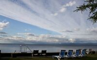 **Just Listed - Prime oceanfront land and hotel on Qualicum Beac
